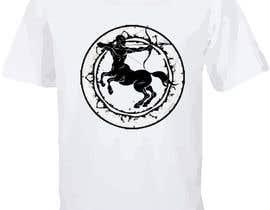 #10 cho Sagittarius Illustrated Graphic T-Shirt/Hoodie bởi amit1sadukha