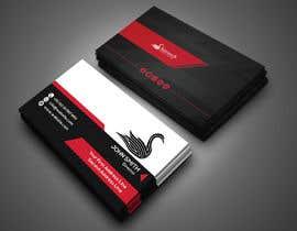 nº 39 pour design a business card for a knitwear/clothing business par abushama1