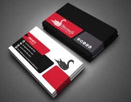 nº 123 pour design a business card for a knitwear/clothing business par abushama1