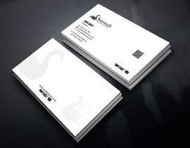 nº 104 pour design a business card for a knitwear/clothing business par prantokhan1997
