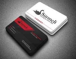 nº 56 pour design a business card for a knitwear/clothing business par tanzinaakter097
