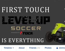 #5 for URGENT Create a Facebook Profile photo & Cover photo for soccer business af reshmaguptanag