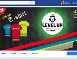 #7 for URGENT Create a Facebook Profile photo & Cover photo for soccer business af mdmokibur