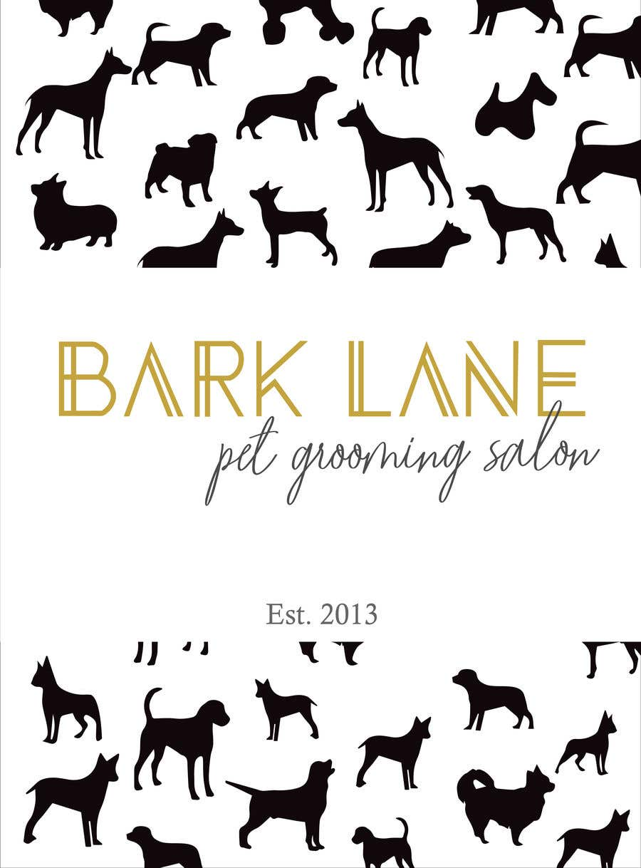 Penyertaan Peraduan #46 untuk I would like to hire a Logo Designer to re-brand my dog grooming business with me!