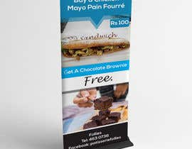 #2 for Design Roller Banner 800 x 2100 by vezaad