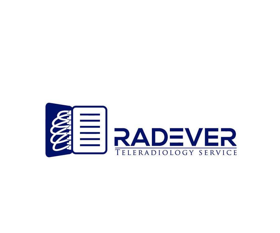 Kilpailutyö #16 kilpailussa Unique and Best font for 'Radever Teleradiology'