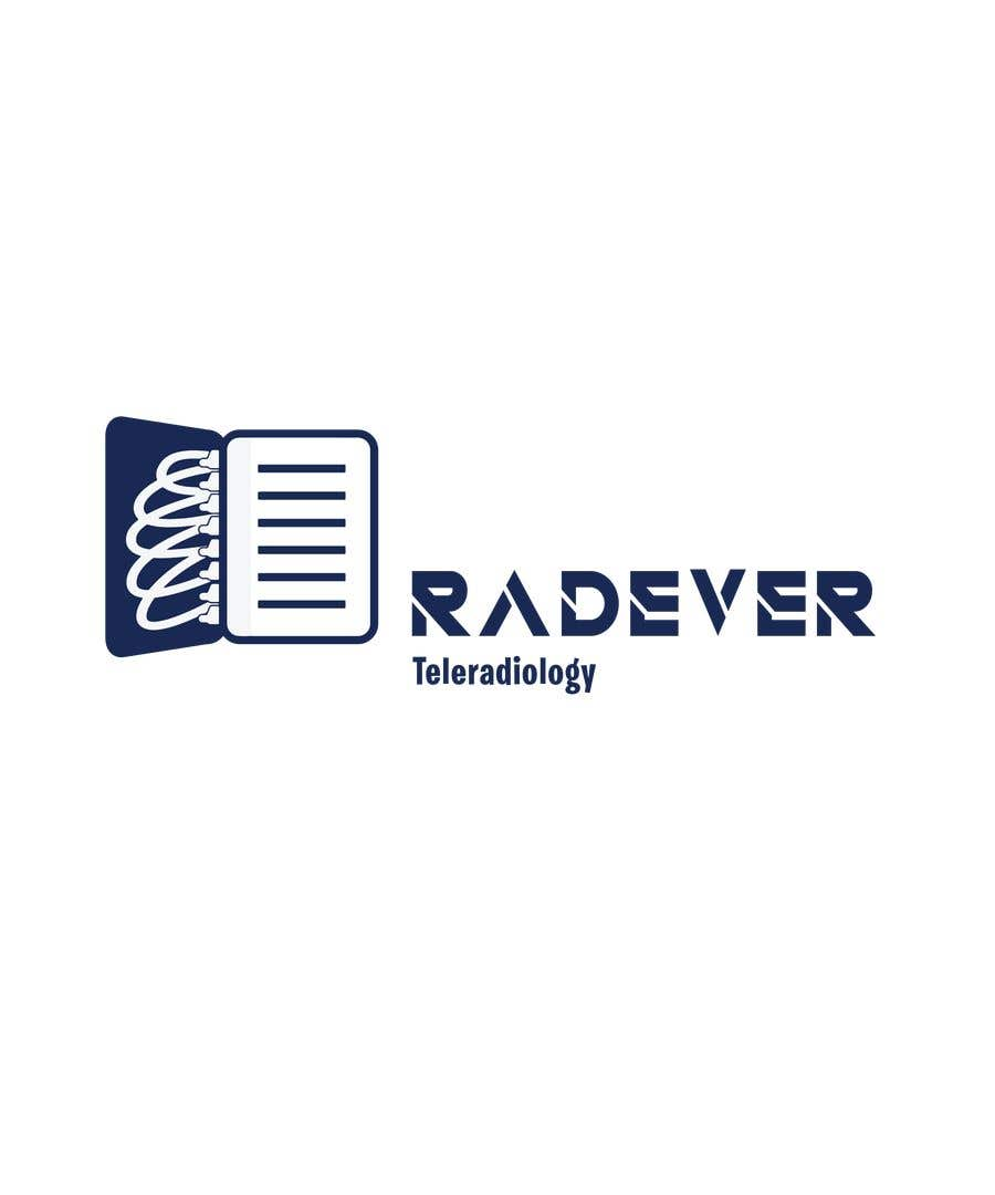 Kilpailutyö #14 kilpailussa Unique and Best font for 'Radever Teleradiology'