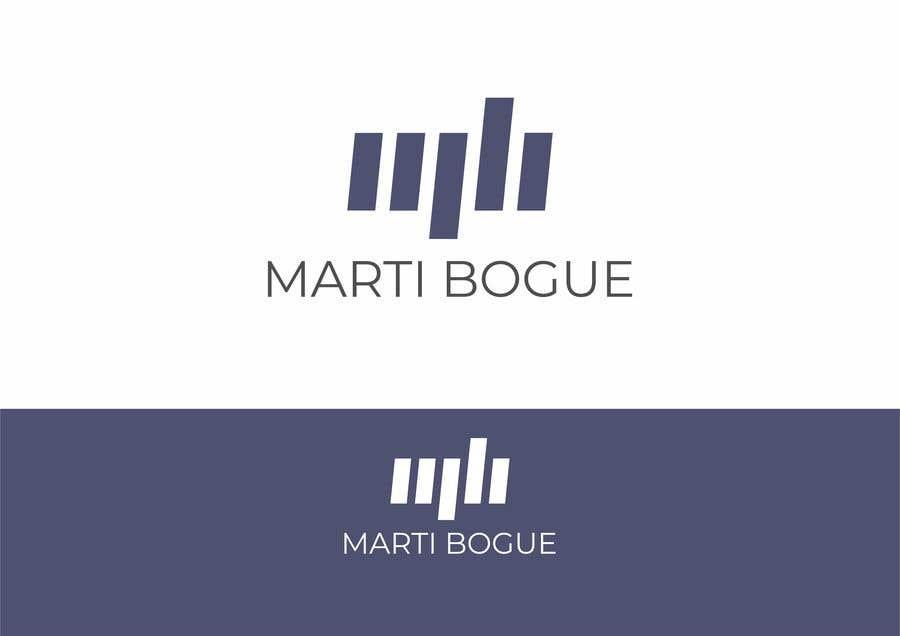 Penyertaan Peraduan #258 untuk Marti Bogue Logo Design