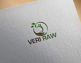 #40 untuk I need a logo design for my start up health nutrition brand Veri Raw oleh mr1355647