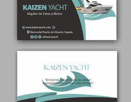 nº 7 pour Diseñar tarjeta de presentación con logotipo o identidad de marca par ivanmusic93