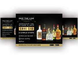 #11 for Liquor Promo Flyer Design by nurallam121