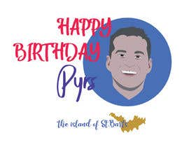 #24 for Pyrs Birthday Logo by mehediabir1