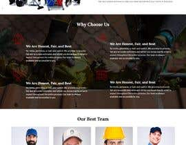 #15 for Single page website by shofik7