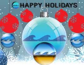 #31 for Design Our Company Christmas Card by bijonmohanta
