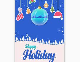 #14 for Design Our Company Christmas Card by biswasshuvankar2