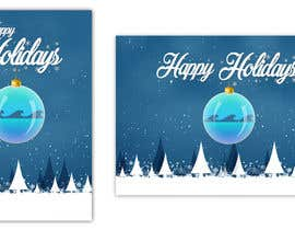 #15 for Design Our Company Christmas Card by biswasshuvankar2
