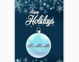 #24 for Design Our Company Christmas Card by biswasshuvankar2