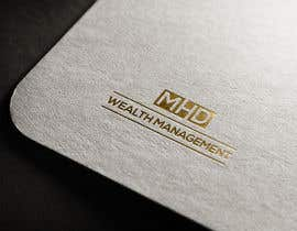 #549 for Logo required for my new company MHD Wealth Management af hmnasiruddin211
