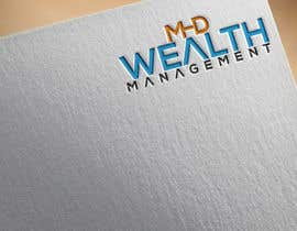 #540 for Logo required for my new company MHD Wealth Management af knackrakib