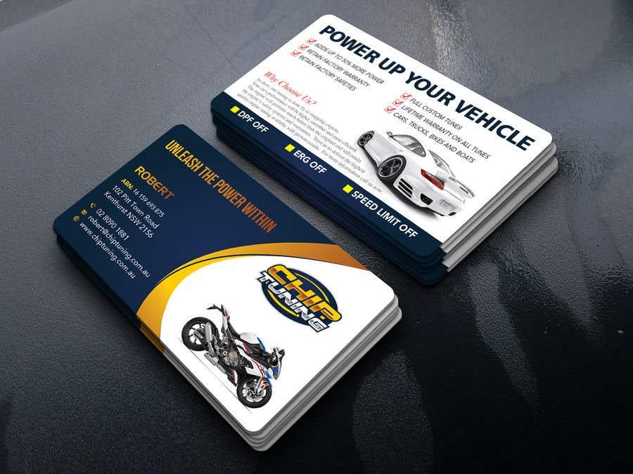 Kilpailutyö #236 kilpailussa REDESIGN BUSINESS CARDS