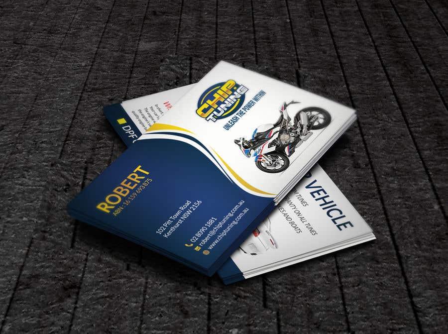 Kilpailutyö #122 kilpailussa REDESIGN BUSINESS CARDS