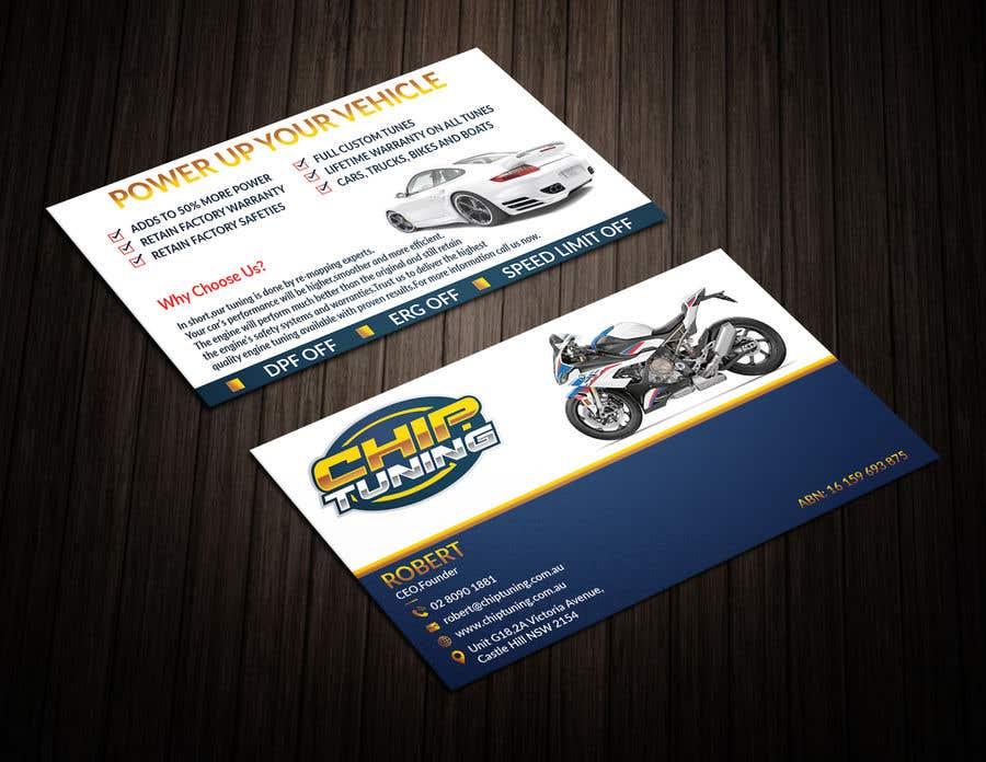 Kilpailutyö #64 kilpailussa REDESIGN BUSINESS CARDS
