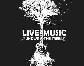 #16 for I need a logo to depict Live Music Under the Trees. We have a monthly music day in the Courtyard under the Trees. It should be a fun logo that stands out with nice corporat look by nobelbayazidahme