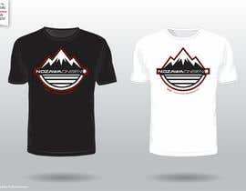 #63 for Design a T Shirt for Ski Lodge in Japan af fahidyounis