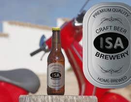 Nro 9 kilpailuun I need a beer logo for bottles käyttäjältä Mohsin31581