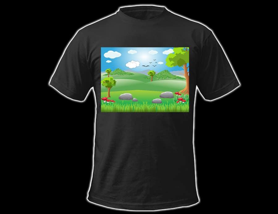 Proposition n°                                        10                                      du concours                                         T-shirt Design for Morgan Now