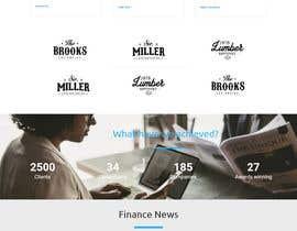 Nro 8 kilpailuun Design Homepage käyttäjältä mhmithu00