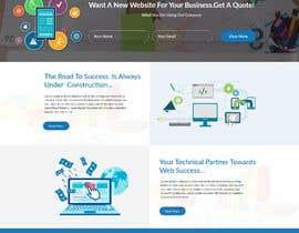#15 for Design Homepage av agnitiosoftware