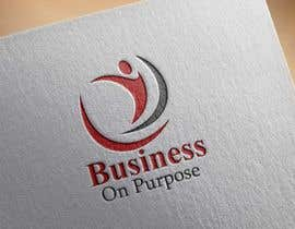 #91 untuk I need a Logo Designed for a new Business name - Business On Purpose oleh aqibali087