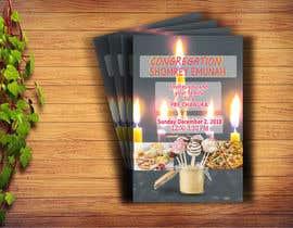 Nro 2 kilpailuun Chanukah Poster käyttäjältä miNADIM