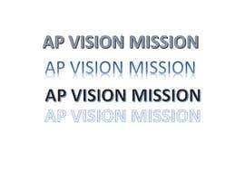 #3 for AP vision mission statement by Monpakhiaj