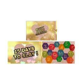 #22 for Design Beauty Advent Calendar Box by Sheetalparmar52