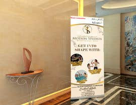 #6 for Design Roll-up Banner 85cmx200cm and Flyer A5 by AdrianCuc