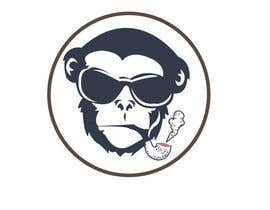 Nro 9 kilpailuun I need a logo designed for an upper market vape and marijuana store named Monkey Budz the logo must contain 2 monkey heads one smoking a blunt the other vaping. Something classy that will appear to both young and old generations käyttäjältä nobelbayazidahme