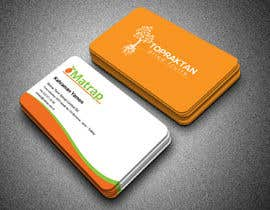 #18 untuk Business card design oleh tanzinaakter097