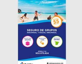 #25 para Diseño de un folleto para el lanzamiento de un producto de antonioreimundez