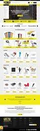 Kilpailutyön #45 pienoiskuva kilpailussa Redesign an Ecommerce Website Homepage