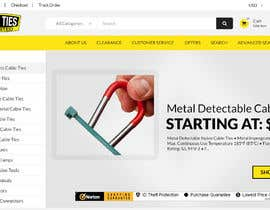 #10 for Redesign an Ecommerce Website Homepage by rajeev2005