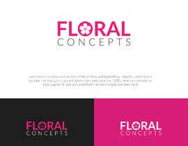 #117 para Floral Shop Business Logo Design por shakilll0