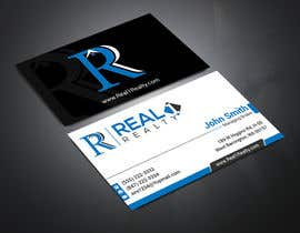 #506 for Business Card for a Real Estate Company av GraphicsView