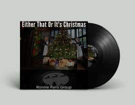 #32 for Digital Album Cover for a Christmas Song by Dineshaps
