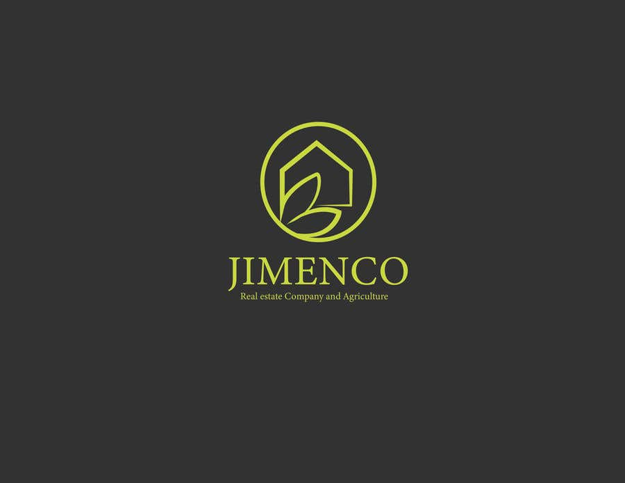 Proposition n°131 du concours Logo For a Real estate and agriculture Company in Black and Green. JIMENCO