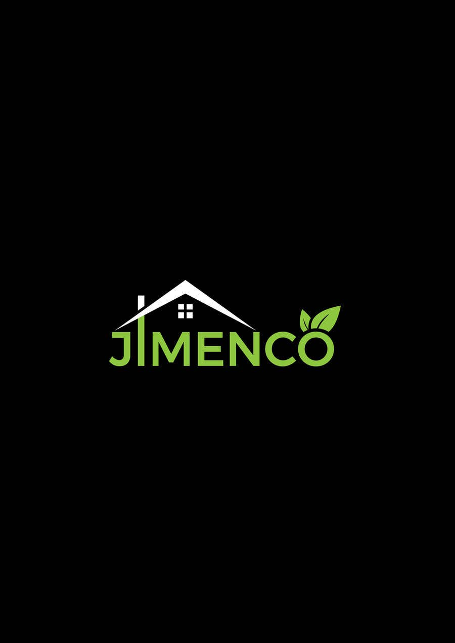 Proposition n°29 du concours Logo For a Real estate and agriculture Company in Black and Green. JIMENCO