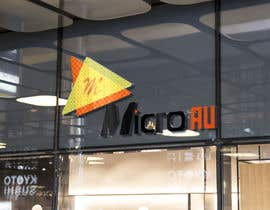 #46 para design a logo for a company name por saifullahs207