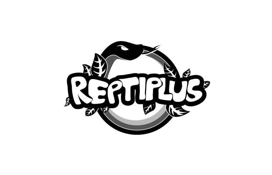 Penyertaan Peraduan #57 untuk 'Cartoon Looking' Reptile Business Logo Creation
