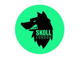 #34 für I need to make the wolf better and also to add Skoll London to the wolf. I want the badge to still be circle and to have my business name within the logo and not at the bottom like I currently do. von Bra1nd3ad